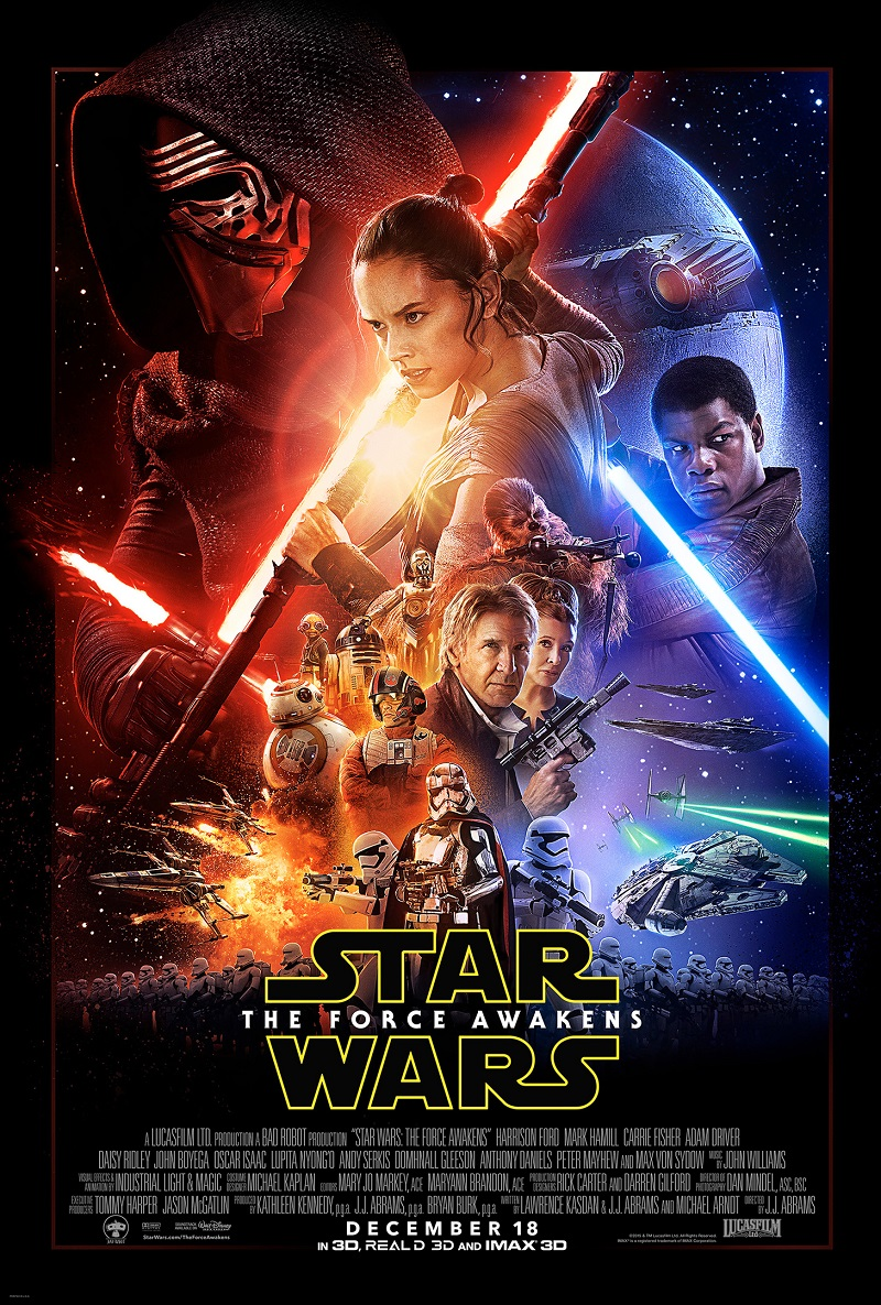 فيلم Star Wars: The Force Awakens 2015 مترجم