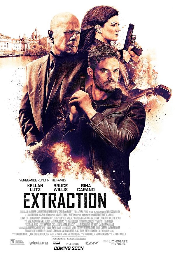 فيلم Extraction 2015 مترجم