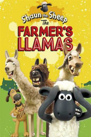 فيلم Shaun the Sheep: The Farmer's Llamas 2015