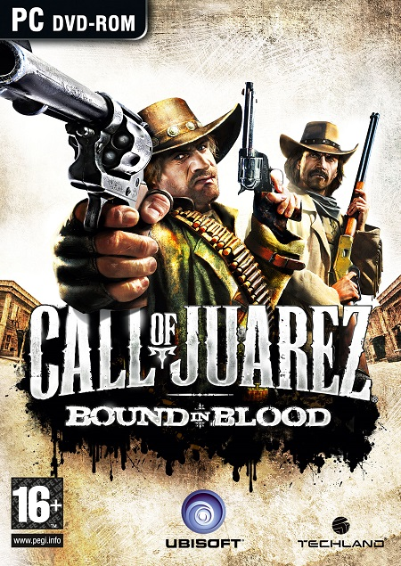 لعبة Call of Juarez: Bound in Blood ريباك فريق RG mechanics