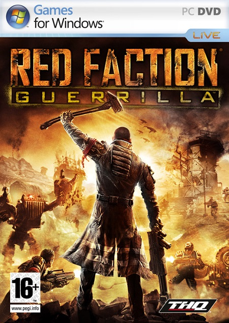 لعبة Red Faction Guerrilla ريباك فريق RG Origami