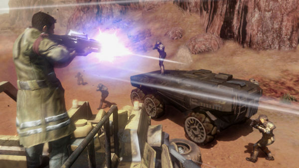 Red,Faction,REPACK,GAMES,ACTION,FPS,العاب,اكشن,Anthology Red Faction,Guerrilla