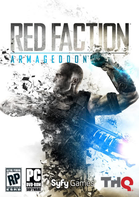 لعبة Red Faction: Armageddon ريباك فريق RG Origami