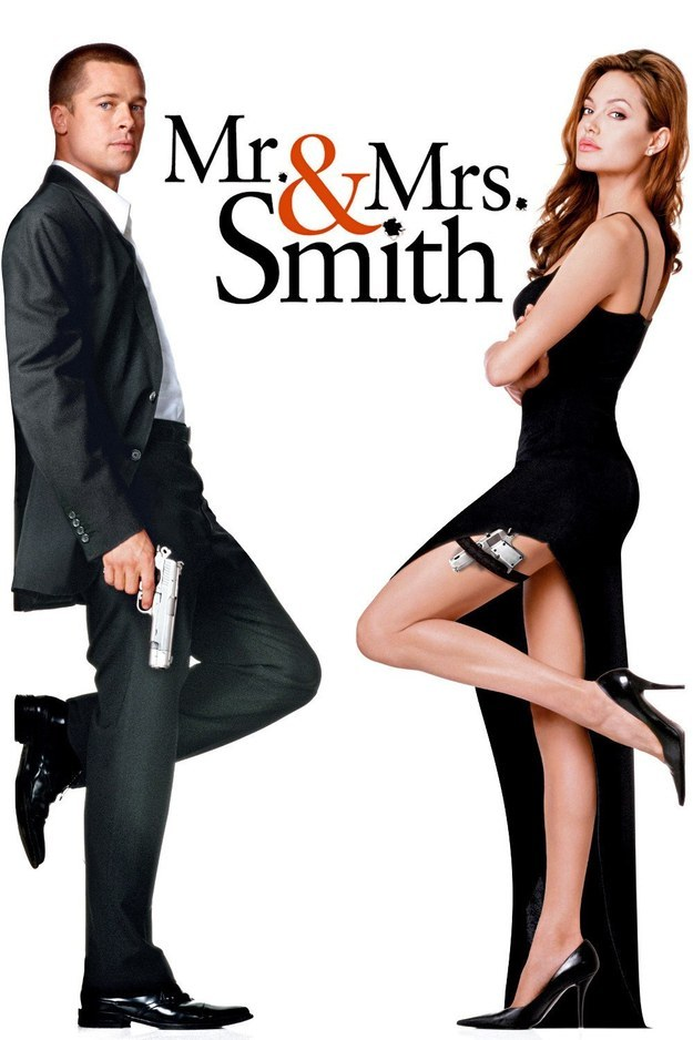 فيلم Mr. & Mrs. Smith 2005 مترجم