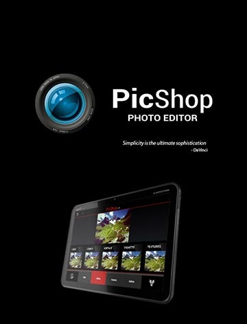 برنامج PicShop Photo Editor v3.0.3