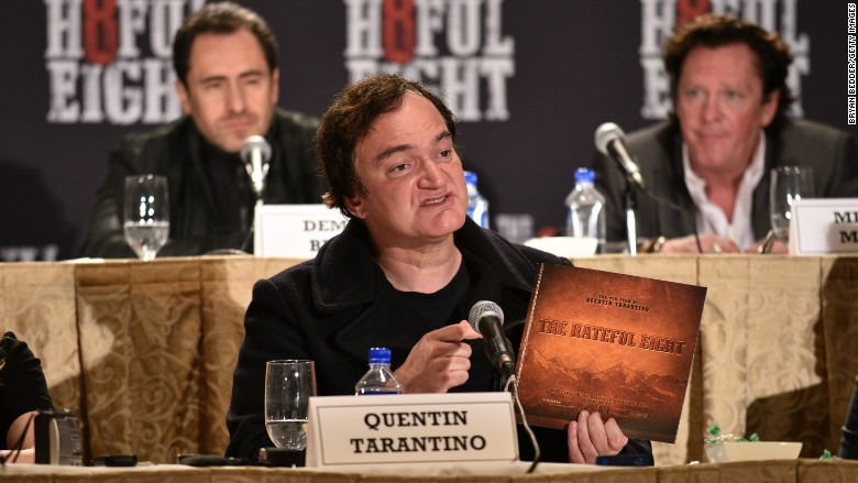 قراصنة يعتذرون لتسريب فيلم The Hateful Eight ونشره قبل موعد عرضه