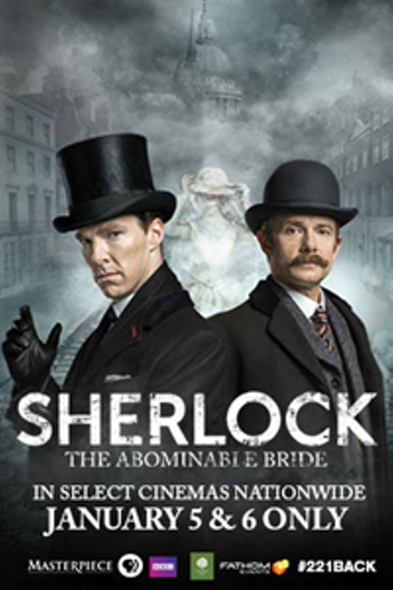 مسلسل Sherlock the Abominable Bride مترجم