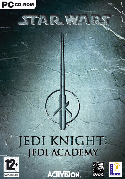 لعبة Star Wars Jedi Knight - Jedi Academy ريباك فريق R.G. Mechanics