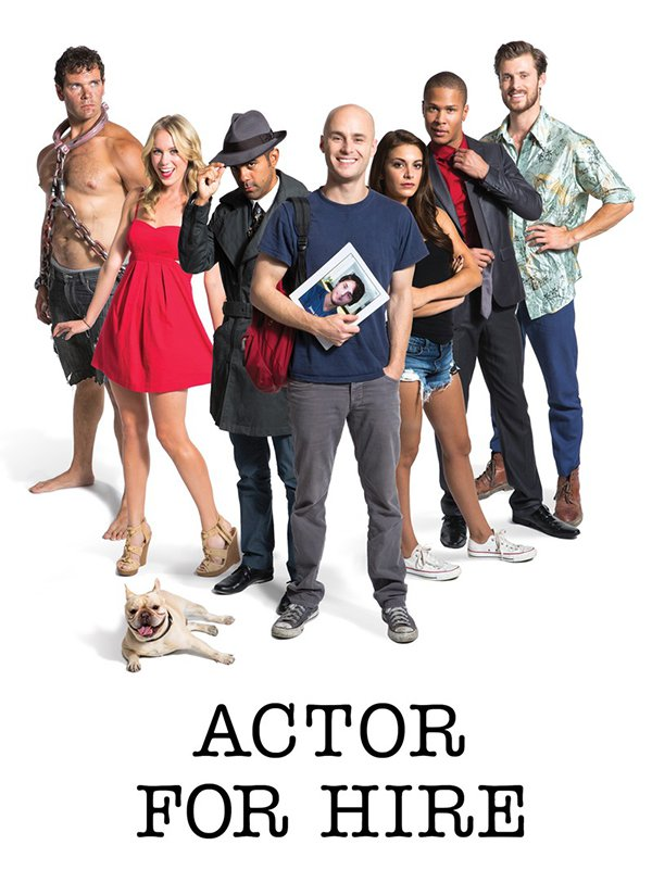 فيلم Actor for Hire 2015 مترجم