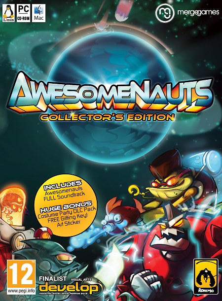 لعبة Awesomenauts