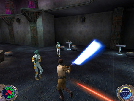 Star,Jedi,Wars,Knight,Outcast,Jedi,action,games,repack,العاب,اكشن,اجهزة,ضعيفة,ستار وور,Star Wars Jedi Knight II Jedi Outcast