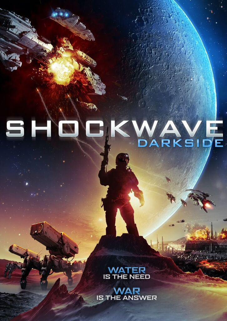 فيلم Shockwave Darkside 2014 مترجم