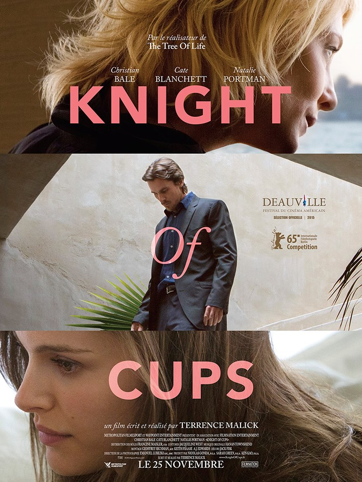 فيلم Knight of Cups 2015  مترجم