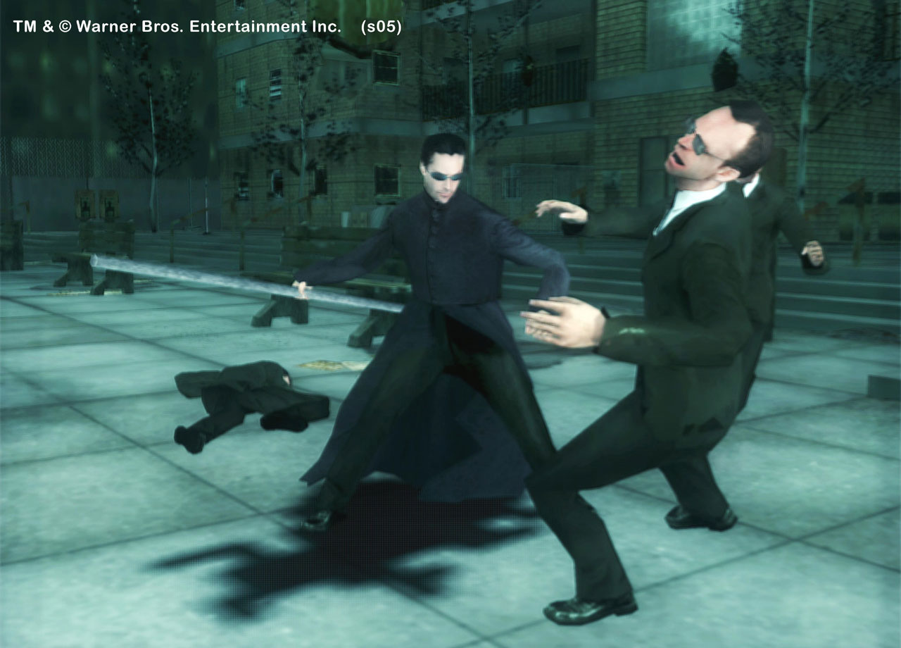 Matrix,Path,The Matrix Path Of Neo,action,games,العاب,اكشن,ماتريكس