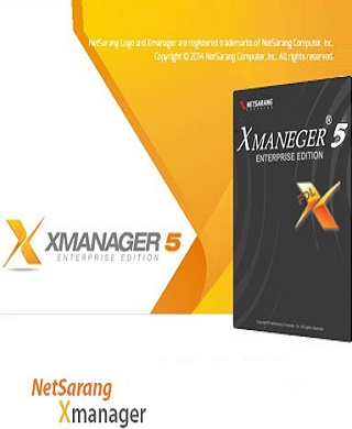 برنامج NetSarang Xmanager Enterprise 5 Build 0837
