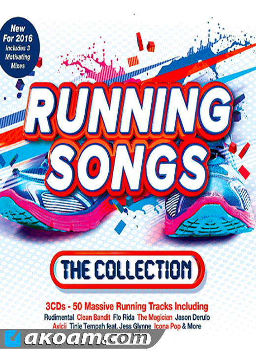 Running Songs: The Collection 2016