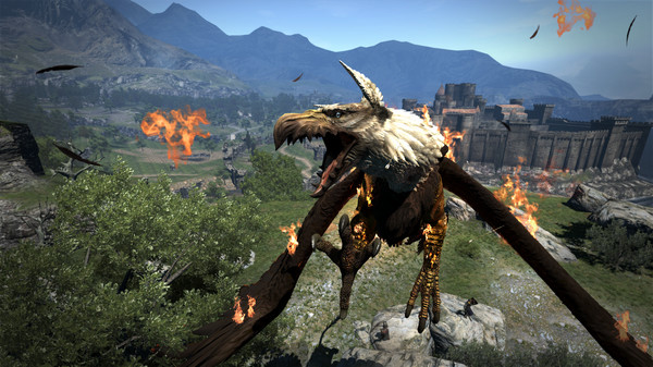 Dragons,Dogma,Dark,Arisen,SEYTER,Dragons Dogma Dark Arisen,RPG,ACTION,العاب,اكشن,فانتازيا