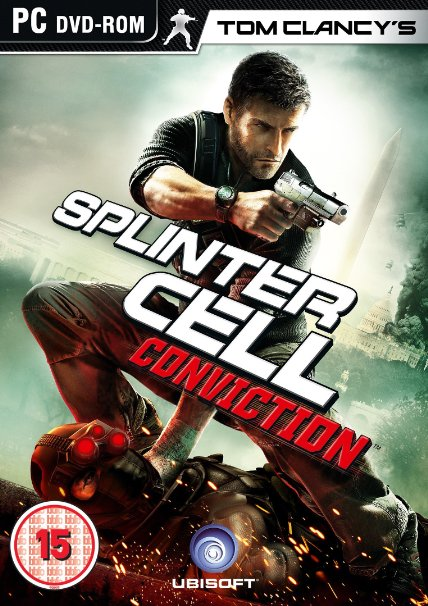 لعبة Splinter Cell Conviction ريباك فريق Mr DJ