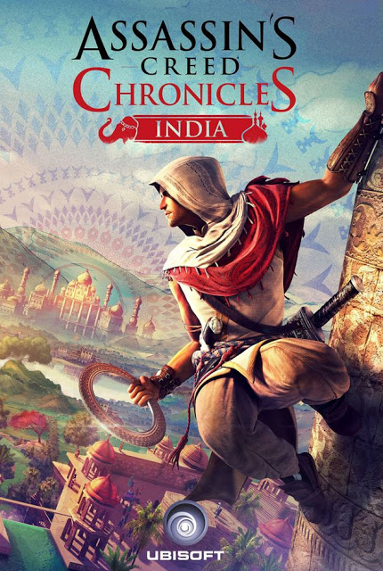 لعبة Assassin's Creed Chronicles India بكراك CODEX