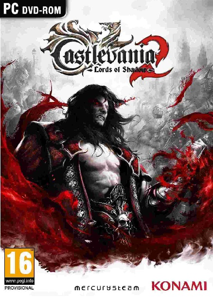 لعبة Castlevania Lords of Shadow 2 ريباك فريق R.G. Mechanics