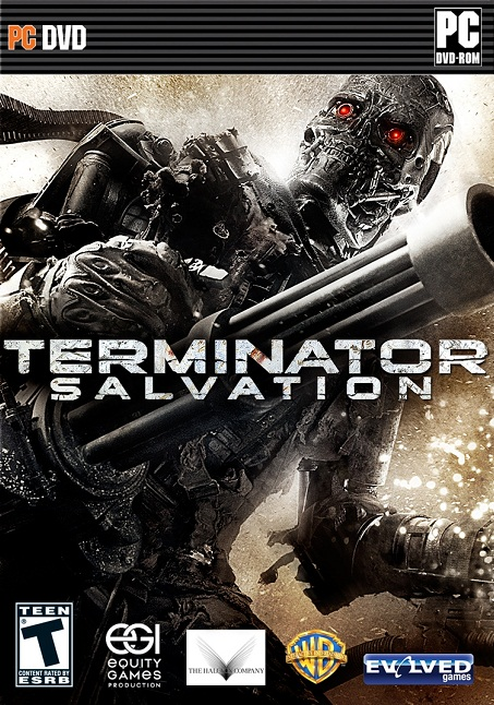 لعبة Terminator salvation ريباك فريق R.G. Mechanics