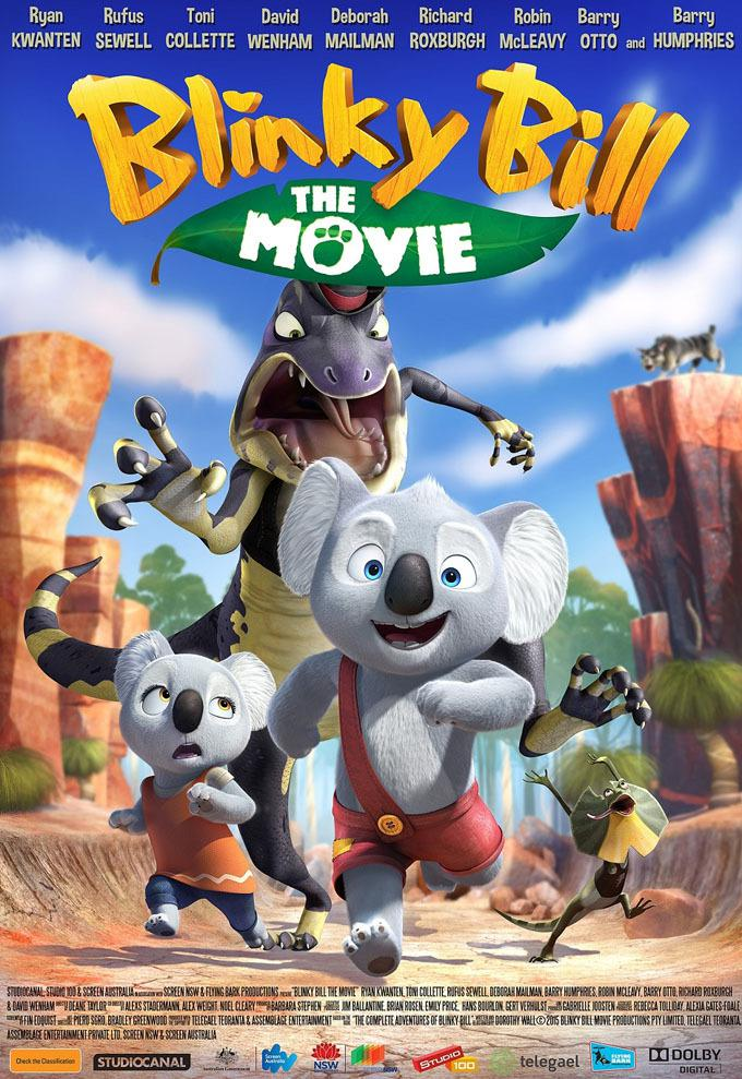 فيلم Blinky Bill the Movie 2015 مترجم