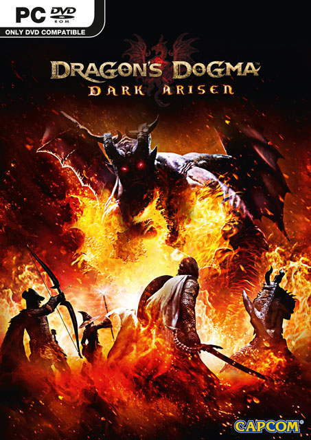 لعبة Dragons Dogma Dark Arisen بكراك CODEX