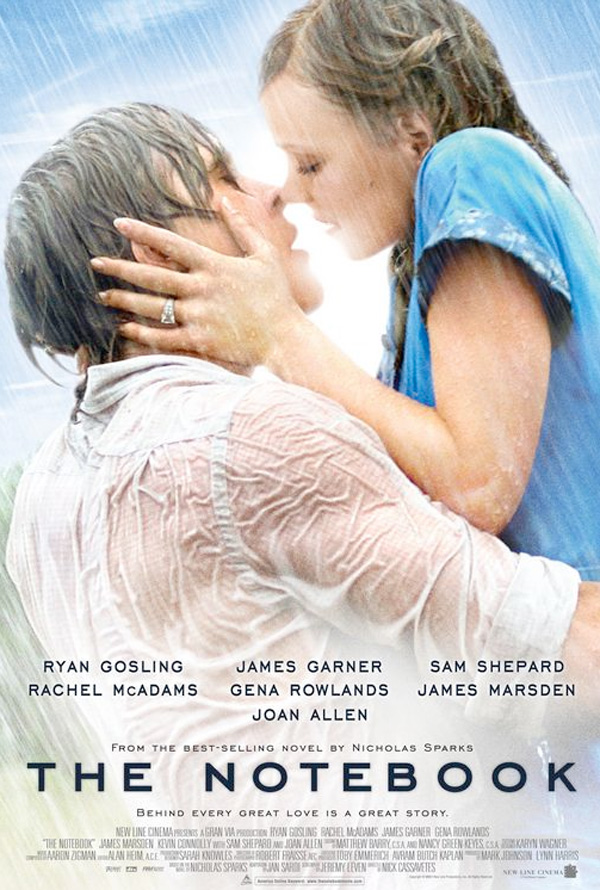 فيلم The Notebook 2004 مترجم