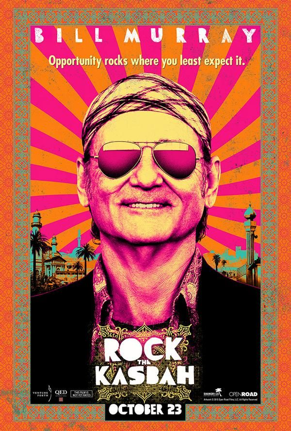 فيلم Rock the Kasbah 2015 مترجم
