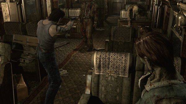Resident,Evil,REMASTER,CODEX,horror,action,games,العاب,اكشن,رعب,Resident Evil 0 HD REMASTER
