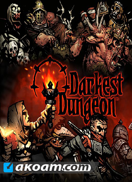 لعبة Darkest Dungeon بكراك CODEX