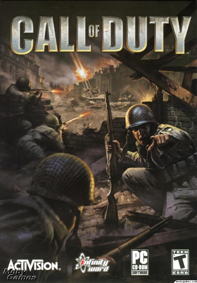 لعبة Call of Duty ريباك فريق R.G. Mechanics