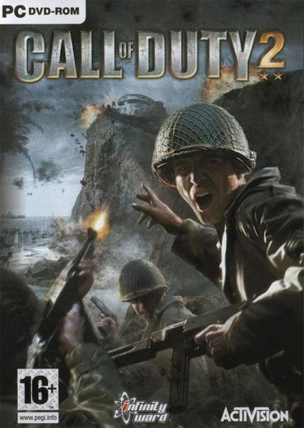 لعبة Call of Duty 2 ريباك فريق R.G. Mechanics
