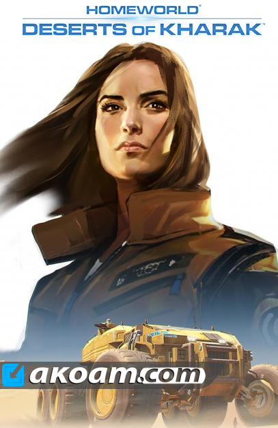 لعبة Homeworld Deserts of Kharak بكراك CODEX