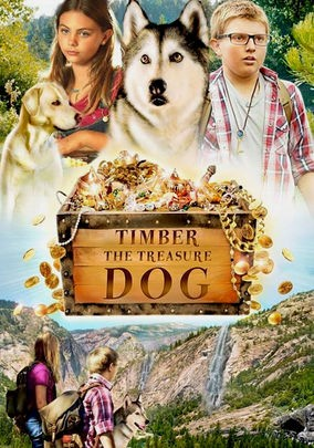 فيلم Timber the Treasure Dog 2015 مترجم