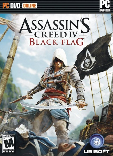 لعبة Assassin's Creed IV Black Flag - Complete Edition ريباك فريق CorePack
