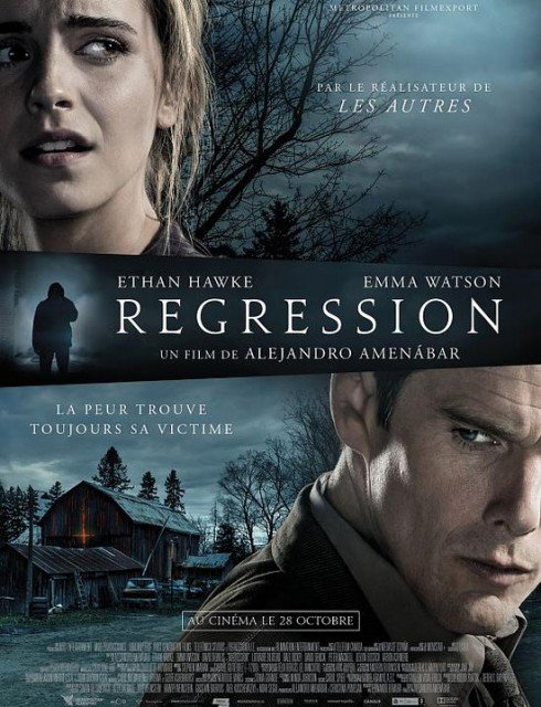فيلم Regression 2015 مترجم