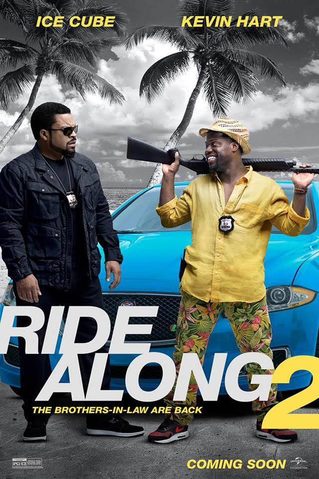 فيلم Ride Along 2 2016 مترجم CAM
