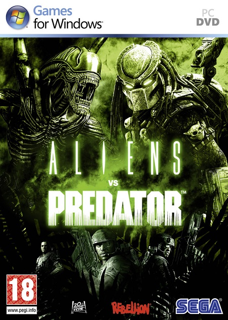 لعبة Aliens vs Predator ريباك فريق CorePack