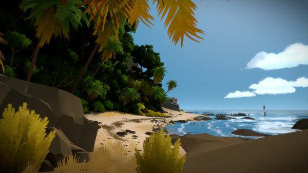 Witness,HI2U,PUZZLE,ADVENTURE,INDIE,العاب,مغامرة,الغاز,The Witness