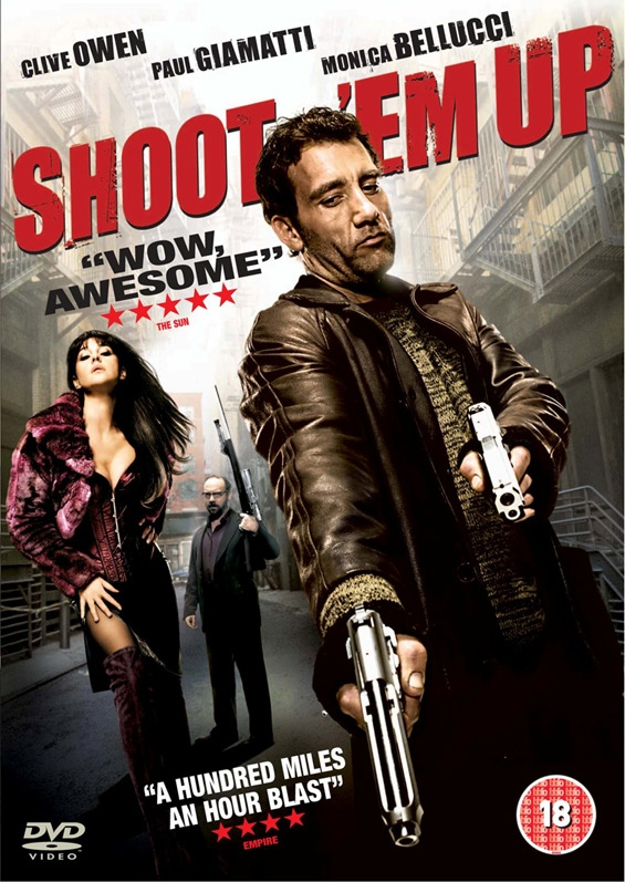 فيلم Shoot Em Up 2007 مترجم