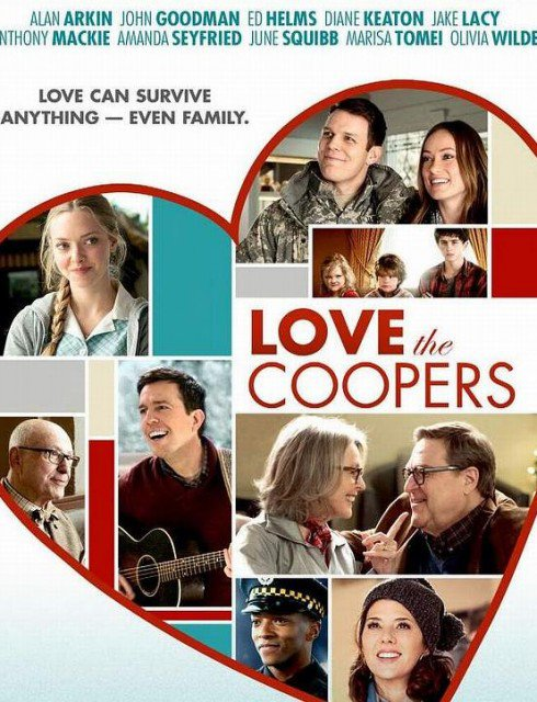 فيلم Love the Coopers 2015 مترجم