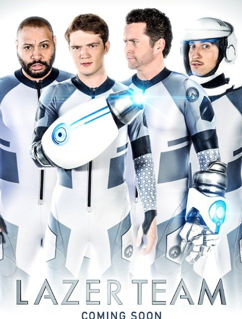 فيلم Lazer Team 2015 مترجم