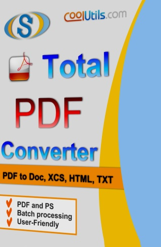 برنامج Coolutils Total PDF Converter v5.1.90 Multilingual