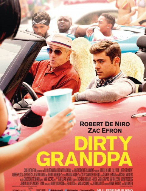 فيلم  Dirty Grandpa 2016 مترجم