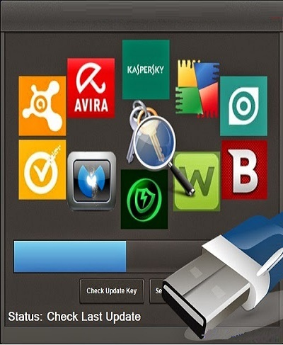 برنامج All AntiVirus Product Key Finder v1.9