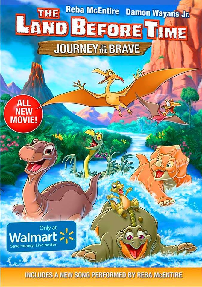 فيلم The Land Before Time XIV: Journey of the Brave 2016 مترجم