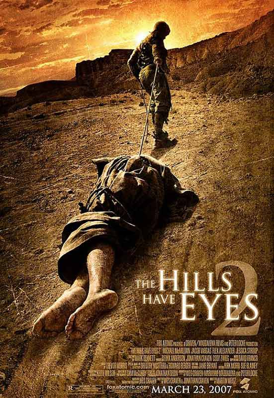 فيلم The Hills Have Eyes II 2007 مترجم