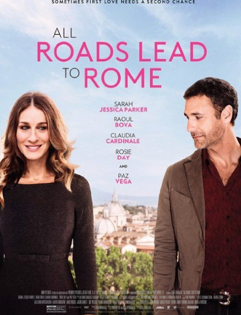 فيلم All Roads Lead to Rome 2015 مترجم
