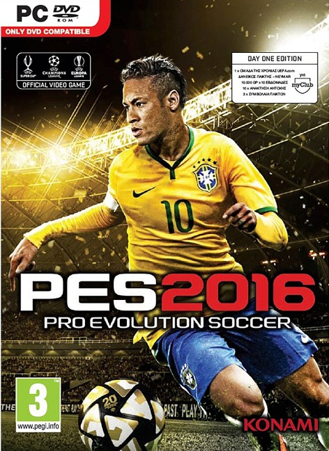 تحديث Pro Evolution Soccer 2016 Update v1.03.01